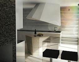 Mieszkanie w Katowicach - Kuchnia - zdjęcie od musk collective design