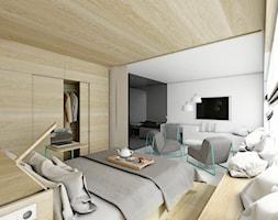 Four Spaces - Pokój hotelowy - zdjęcie od musk collective design