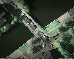 Green Gate. Galeria zewnętrzna miasta Gdańsk - Ogród - zdjęcie od musk collective design