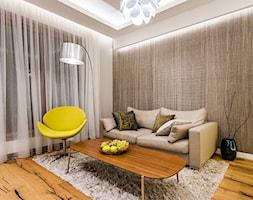 Mieszkanie Nowe Orłowo - Salon, styl nowoczesny - zdjęcie od Arte Dizain