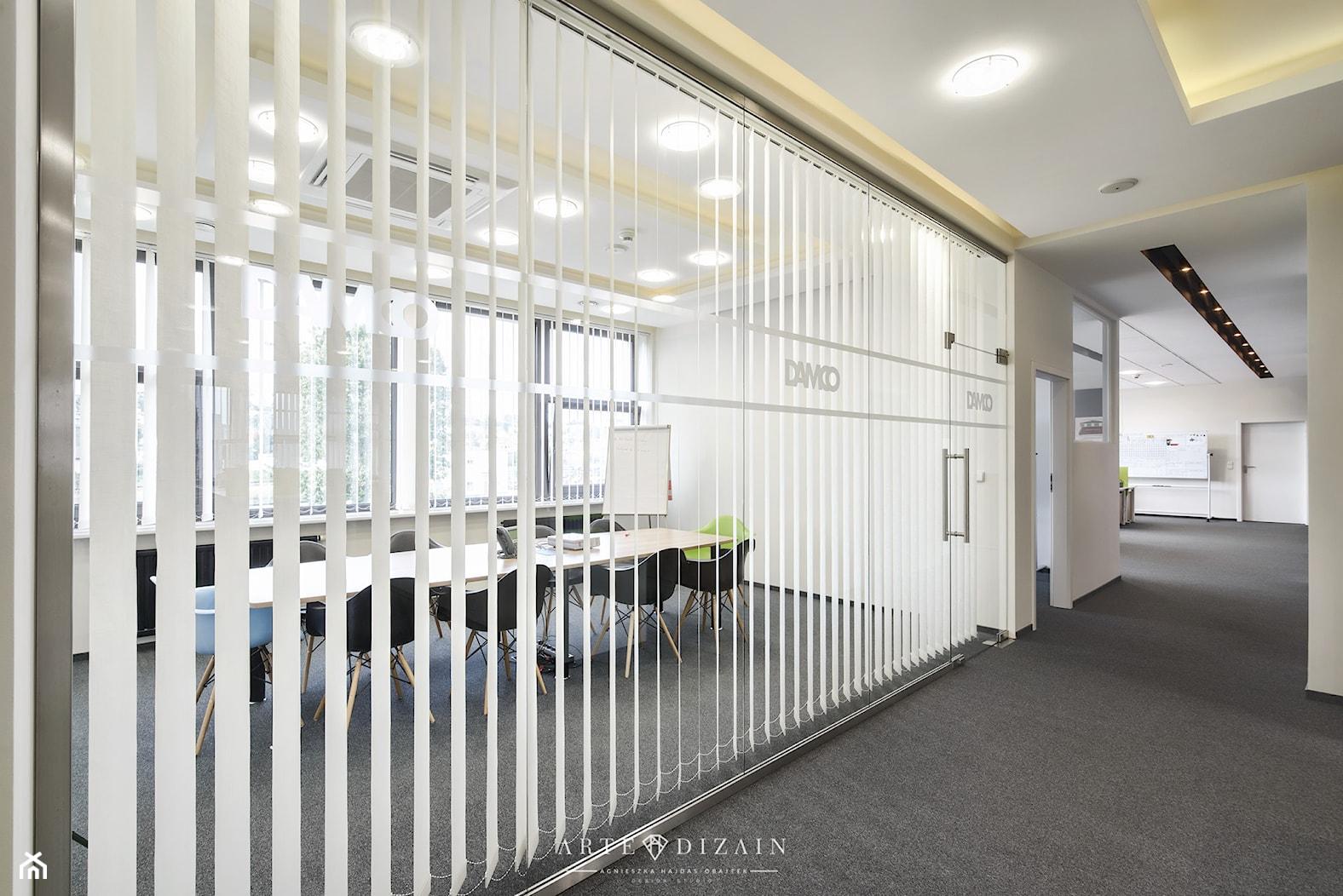 Wnętrze biurowe - Wnętrza publiczne, styl nowoczesny - zdjęcie od Arte Dizain - Homebook