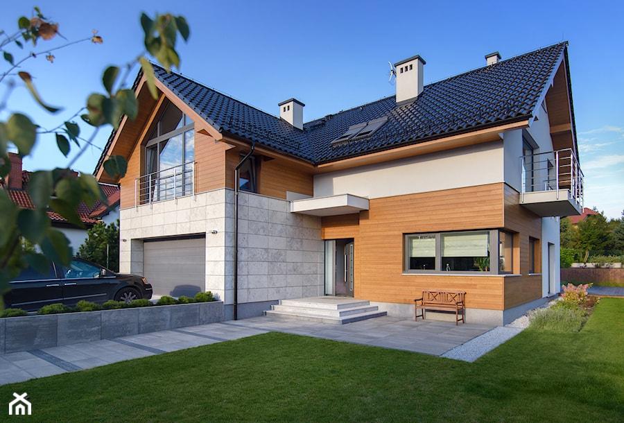 Dom w Rotmance - Domy, styl nowoczesny - zdjęcie od Arte Dizain