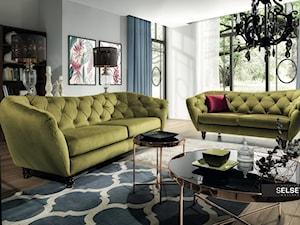 Kochasz styl glamour i marzysz o stworzeniu właśnie takiego wnętrza?