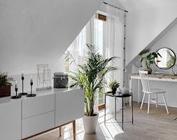 Sypialnia w stylu skandynawskim - zdjęcie od Selsey.pl - Homebook