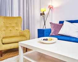 Salon styl Eklektyczny - zdjęcie od EG projekt