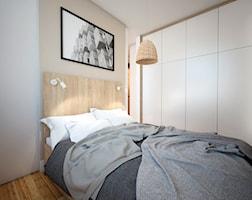 Sypialnia styl Minimalistyczny - zdjęcie od EG projekt