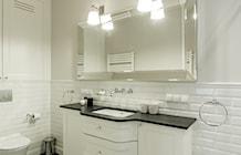 Łazienka styl Prowansalski - zdjęcie od EG projekt