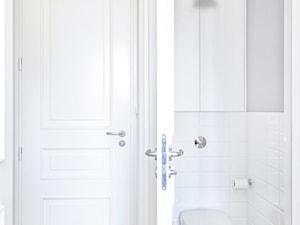 Witam! Jakie płytki zostały użyte w WC?
