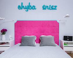 Sypialnia styl Eklektyczny - zdjęcie od EG projekt