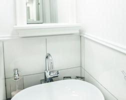 Łazienka styl Eklektyczny - zdjęcie od EG projekt