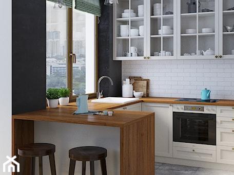 Aranżacje wnętrz - Kuchnia: Zielone Bielany - Kuchnia, styl skandynawski - EG projekt. Przeglądaj, dodawaj i zapisuj najlepsze zdjęcia, pomysły i inspiracje designerskie. W bazie mamy już prawie milion fotografii!
