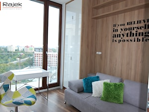 Mieszkanie w Warszawie Styl Nowoczesny