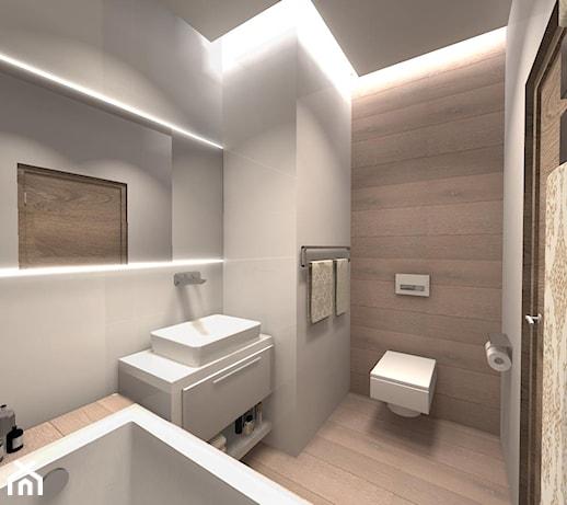 Led W łazience Zdjęcie Od Rajek Projektowanie Wnętrz