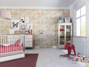 ASILO - Pokój dziecka, styl eklektyczny - zdjęcie od Entra