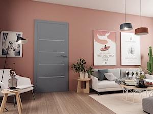ASILO - Salon, styl eklektyczny - zdjęcie od Entra