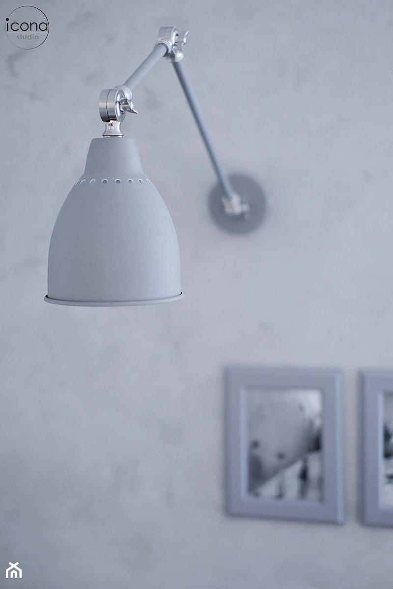 Metamorfoza mieszkania w Piasecznie - Salon, styl eklektyczny - zdjęcie od Icona Studio