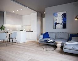 Mieszkanie w Piasecznie 6 - Kuchnia, styl minimalistyczny - zdjęcie od Icona Studio - Homebook