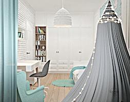 Segment w Józefosławiu 1 - Pokój dziecka, styl nowoczesny - zdjęcie od Icona Studio - Homebook
