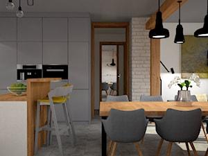 Metamorfoza kuchni i salonu