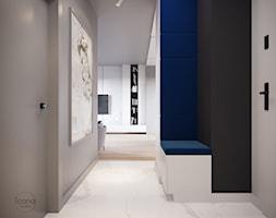 Mieszkanie w Piasecznie 6 - Hol / przedpokój, styl minimalistyczny - zdjęcie od Icona Studio - Homebook