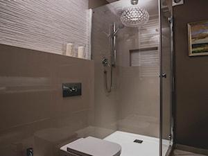 Łazienka, metamorfoza 1 - Średnia łazienka w bloku w domu jednorodzinnym - zdjęcie od ZAGGO Dorota Pielaszek