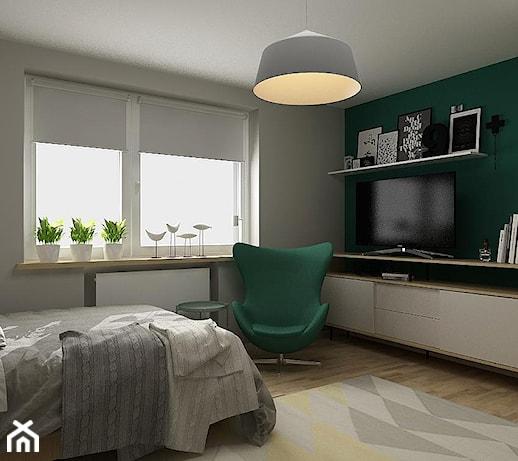 Sypialnia Zdjęcie Od Femberg Architektura Wnętrz Homebook