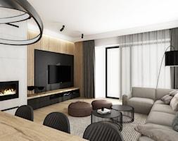 Salon+-+zdj%C4%99cie+od+Femberg+Architektura+Wn%C4%99trz