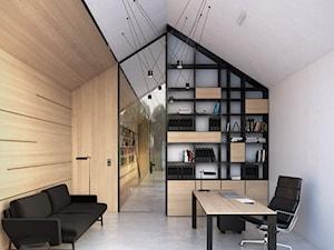 Biuro pod Krakowem - Biuro - zdjęcie od KamińskaStańczak