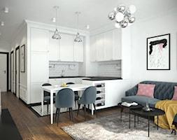Mieszkanie+na+%C5%BBoliborzu+-+Salon+-+zdj%C4%99cie+od+Kami%C5%84skaSta%C5%84czak