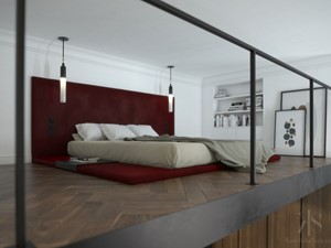Sypialnia - zdjęcie od KamińskaStańczak