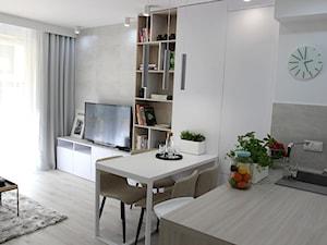 Eleganckie, nowoczesne, jasne mieszkanie w apartamentowcu