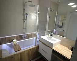 łazienka Z Wanną Z Prysznicem Aranżacje Pomysły Inspiracje