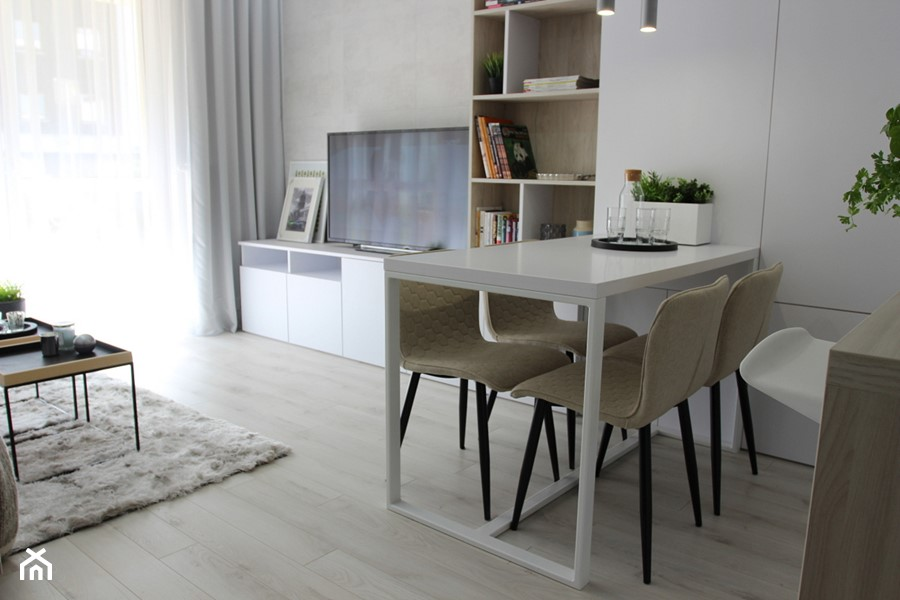 Eleganckie Nowoczesne Jasne Mieszkanie W Apartamentowcu Mala