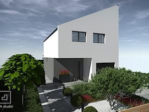 Ogród geometryczny - zdjęcie od MIA studio