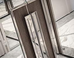 APARTAMENT PRZY PARKU - Hol / przedpokój, styl klasyczny - zdjęcie od architekt Roland Stańczyk   RS Studio Projektowe - Homebook