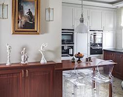 Kuchnia klasyczna - Kuchnia, styl eklektyczny - zdjęcie od architekt Roland Stańczyk   RS Studio Projektowe - Homebook