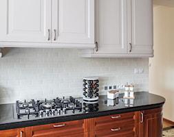 Kuchnia klasyczna - Kuchnia, styl klasyczny - zdjęcie od architekt Roland Stańczyk   RS Studio Projektowe - Homebook