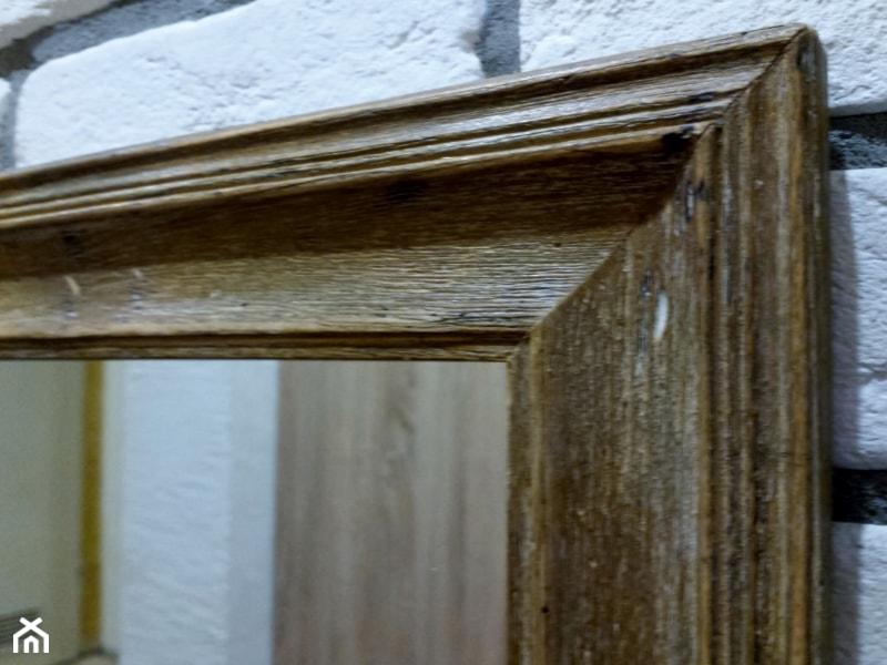 Lustro W Drewnianej Ramie Zdjecie Od Pawel Mozdzen Homebook
