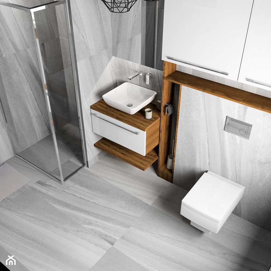 łazienka apartament BURLINGTON - zdjęcie od kaflando