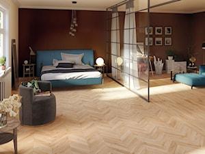 Salon + sypialnia CHEVRON