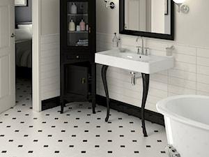 Klasyczna łazienka ART DECO