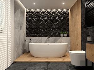 Łazienka SLATE & ELEMENT 3D - zdjęcie od kaflando
