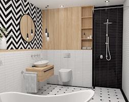 Łazienka klasyczna FARROW - zdjęcie od kaflando