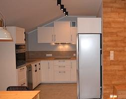 Kuchnia - wykonanie - zdjęcie od EBBE Design Projektowanie Wnętrz - Homebook