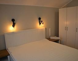 Sypialnia - wykonanie - zdjęcie od EBBE Design Projektowanie Wnętrz - Homebook