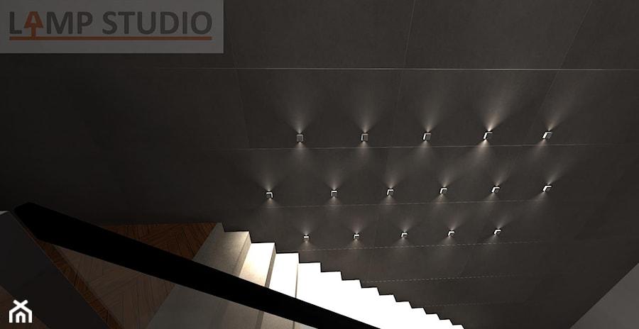 nowoczesne oświetlenie - zdjęcie od EBBE Design Projektowanie Wnętrz