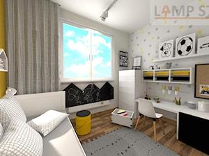 pokój dziecka - zdjęcie od LAMPSTUDIO Projektowanie oświetlenia i wnętrz