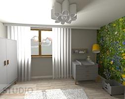 Pokój dziecka, styl skandynawski - zdjęcie od EBBE Design Projektowanie Wnętrz - Homebook