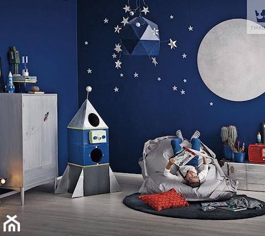 Kosmiczne dekoracje do pokoju dziecka - poznaj barwne rozwiązania