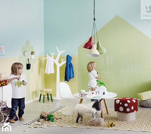 Jak urządzić strefę zabaw w pokoju dziecka? Kreatywne pomysły